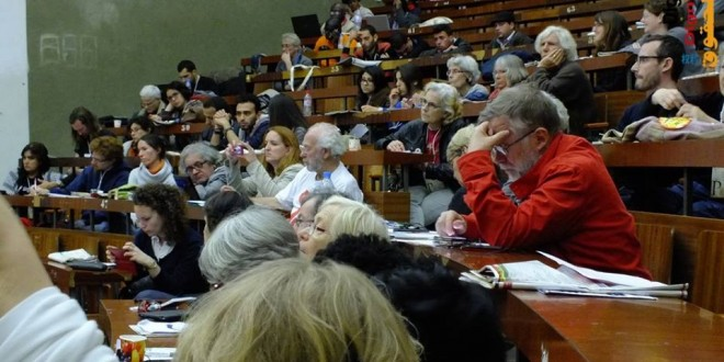 Les peuples unis ne seront jamais vaincus ! Déclaration de l'Assemblée des Mouvements Sociaux  au FSM Tunis 2015