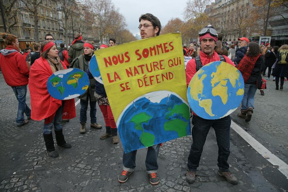 COP 21:  21 années de négociations pour rien  Les peuples prennent l'initiative