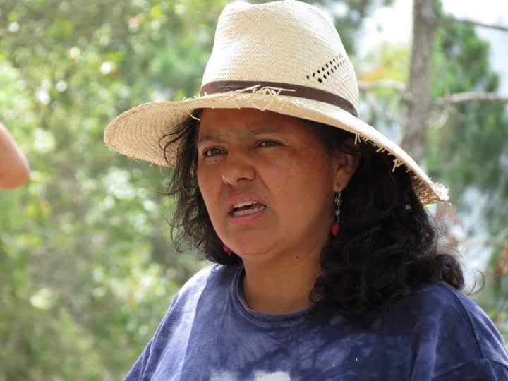 Communiqué et appel de La Via Campesina  Face à l'assassinat de notre camarade Berta Cáceres