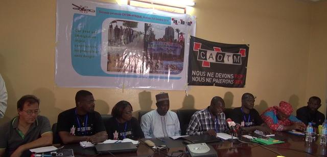 Déclaration du CADTM Afrique à l'issue de sa seconde université d'été A Niamey (Niger)