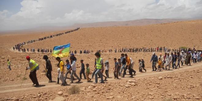 Imider/ Beni Oukil.. Stop au harcèlement des militants écologistes au Maroc.