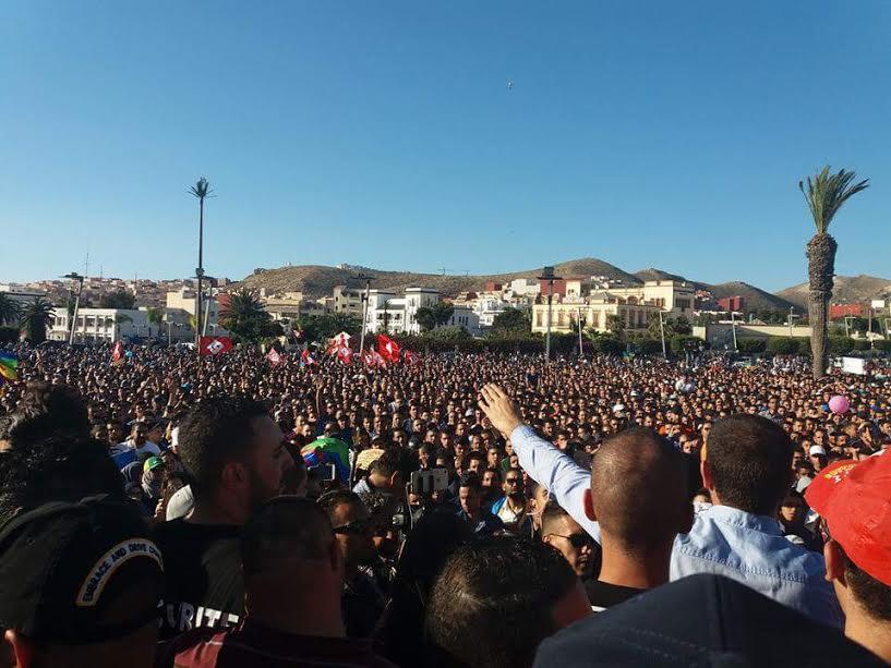 ATTAC/CADTM Maroc : Appel pour le Rif en lutte