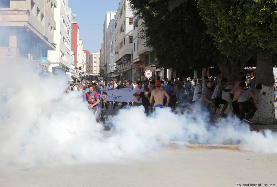 Communiqué : Le mouvement (hirak) du Rif : une victoire du peuple face à la répression de l'État