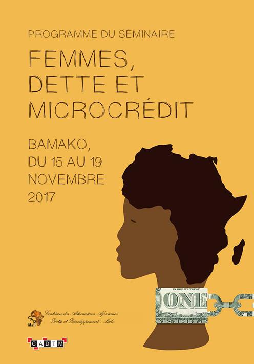 Séminaire « Femmes, Dette et Microcrédit »