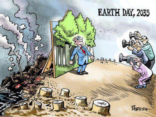 L'ALECA et la destruction de l'environnement en Tunisie