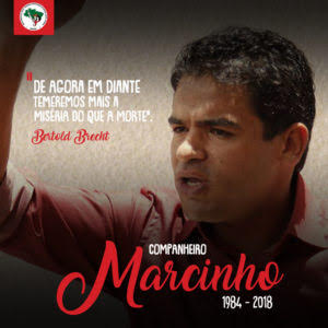 La Via Campesina International condamne l'assassinat de Marcinho et exige que les criminels soient traduits en justice !