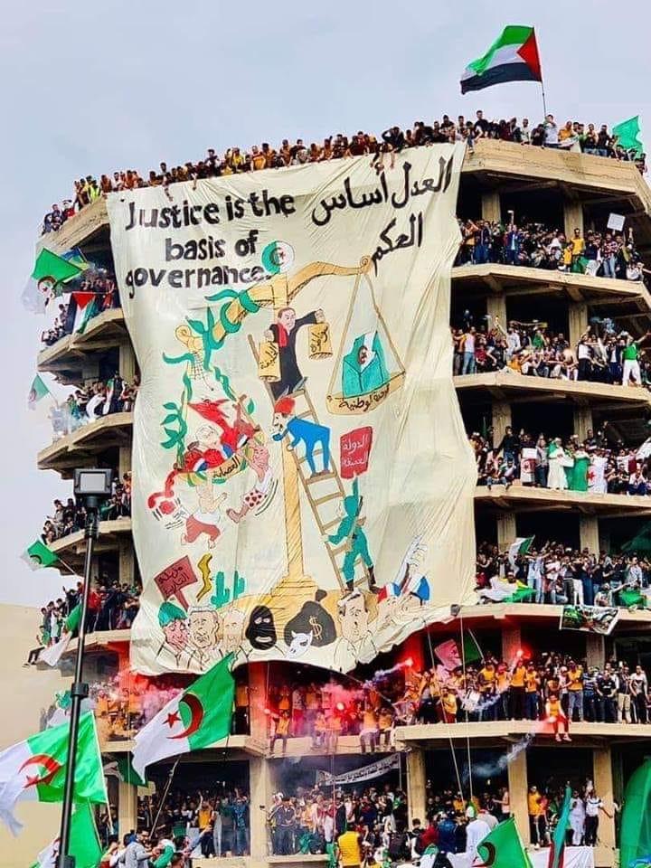 Quelques réflexions sur le soulèvement algérien