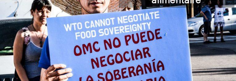 La Via Campesina appelle à la mobilisation contre l'OMC et les accords de libre-échange
