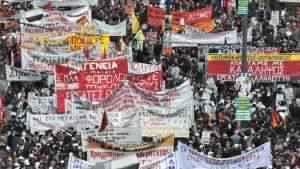 صورة بعد الانتخابات، العمال اليونانيون مطالبون بمواصلة النضال