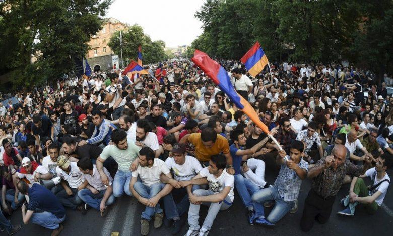 صورة أرمينيـا: أسعار الكهرباء تشعل فتيل الاحتجاج