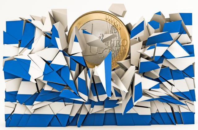 صورة خطاب رئيسة البرلمان اليوناني دفاعا عن لا للاتفاق الذي فرضه الدائنون