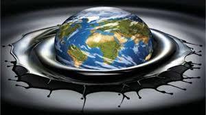 صورة ناقوس الخطر :1-  بين خيار الوقود الأحفوري و الطاقة البديلة