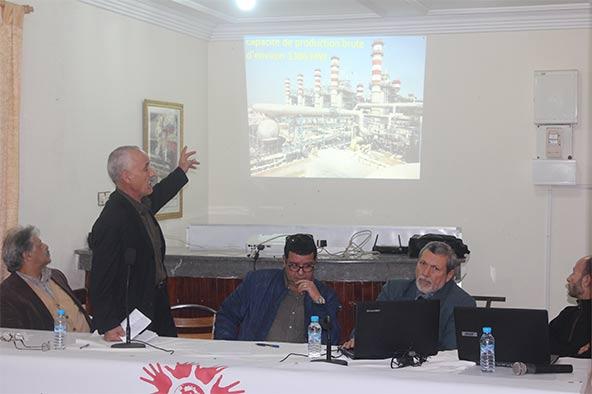 صورة فيديو ندوة اطاك اسفي حول الوضع البيئي في المغرب : مدينة اسفي نموذجا
