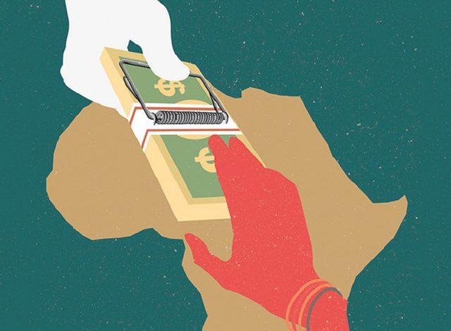 صورة النساء الأفريقيات متحدات ضد القروض الصغرى، وضد استغلال الأكثر فقرا.