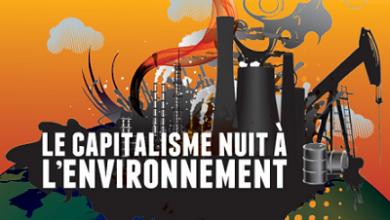 """صورة تناقضات استراتيجية رأسالمال للانتقال إلى اقتصاد مغربي """" أخضر""""، تكشف عن أوهام """"التنمية المستدامة"""""""