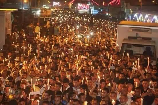 صورة الحسيمة مظاهرات الغاضبين ومحاولات النيل من حظوة الأحرار