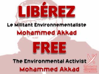 صورة لماذا يتم استهداف المناضلين البيئيين : محمد العقاد نموذجا