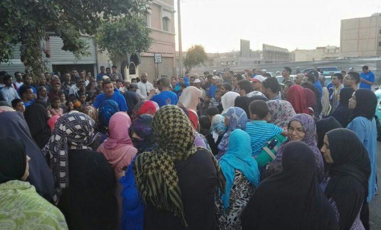 صورة أطاك المغرب مجموعة إنزكان: بيان تضامني مع سكان الجرف بإنزكان