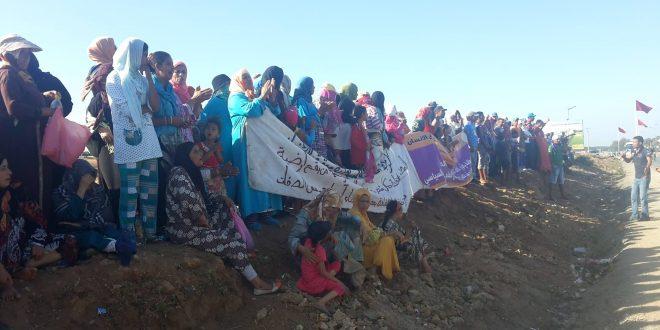 صورة أطاك المغرب مجموعة الرباط: بيان تنديدي بمقتل شاب ببحيرة للغولف باولاد اسبيطة