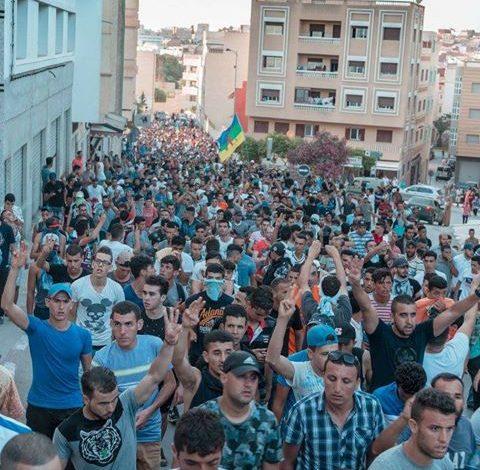 صورة بيان أطاك المغرب: حراك الريف الشعب ينتصر على دولة القمع