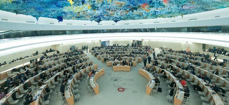 صورة نداء: ندعو الدول للمشاركة النشيطة في المشاورات الهادفة إلى الدفاع عن حقوق الإنسان في وجه الشركات متعددة الجنسيات ومقاولات أخرى