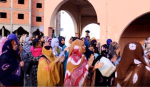 صورة على خلفية حراك العطش: أطاك المغرب تجري حوارا مع اللجنة المحلية لرفع التهميش و الإقصاء عن زاكورة