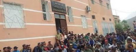 صورة أطـاك المغرب مجموعة مـراكـش: هجـوم ليبــرالـي متواصــل ومقــاومــات اجتمـاعية فـتيـة, لنحشـد التضـامــن مـع ضـحايـــا الرأسمـاليــة