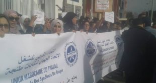 العمال الزراعيون في المغرب نضالات واحتجاجات