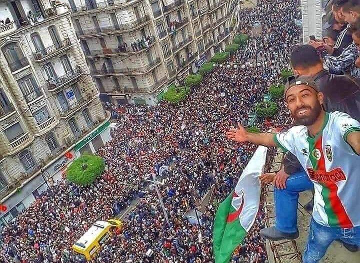 نضالات الجزائر