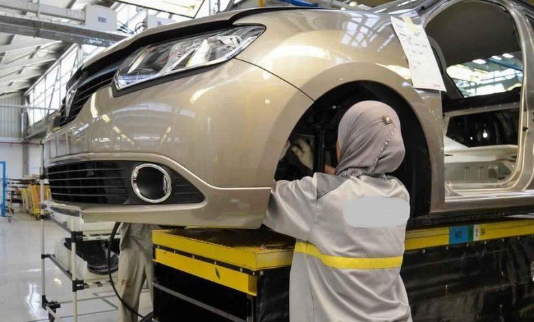 صورة هل تسمح القسمة الدولية للعمل بصناعة السيارات في المغرب ؟