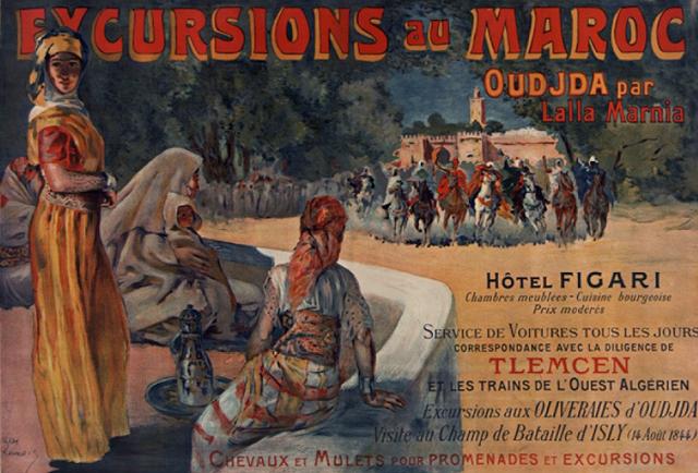 صورة المغرب في مواجهة الامبراطوريات الاستعمارية