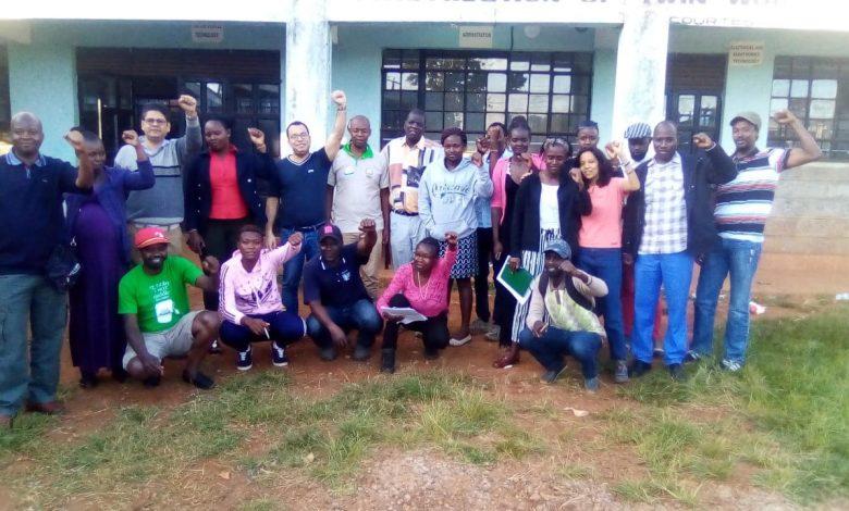 صورة تقرير  حول المشاركة في لقاء إفريقيا الشرقية حول المديونية