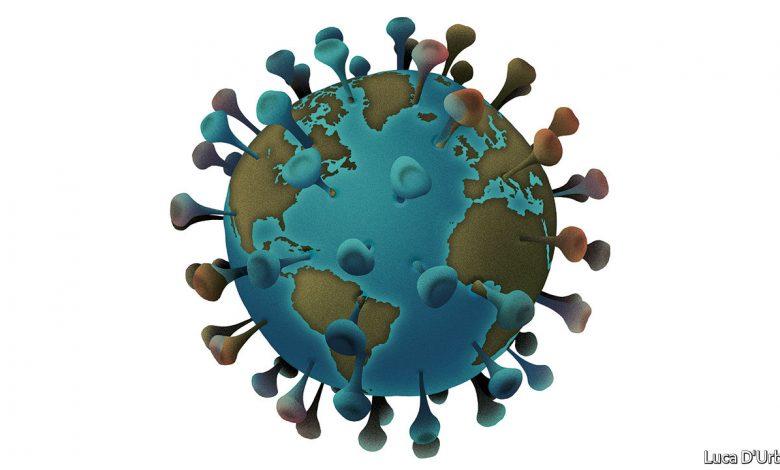 صورة أزمة فيروس كورونا: انتشار الأوبئة ناتج عن طبيعة الغذاء والنموذج الزراعي السائد